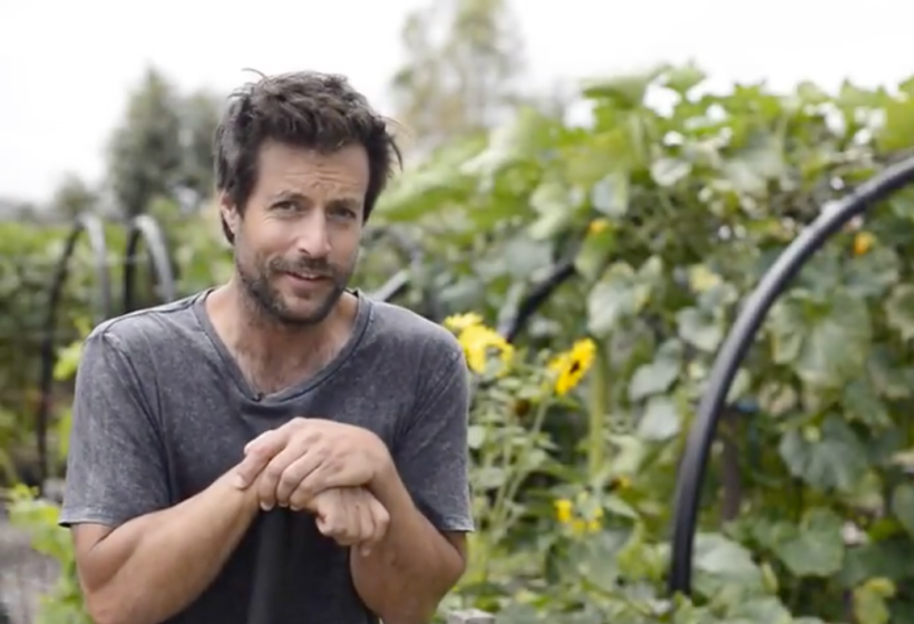 Dan Paris talks gardening